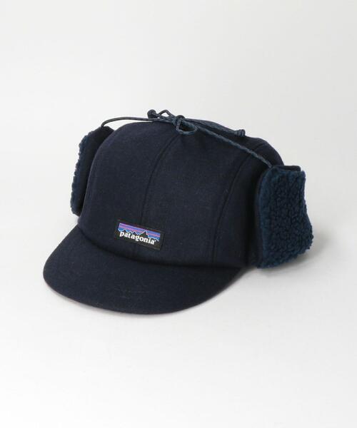 <patagonia(パタゴニア)> イヤーフラップ キャップ/ 帽子