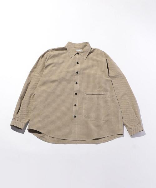 <ETHOS(エトス)> MEL SHT/シャツ