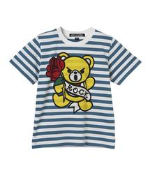 ROCK BEAR pt Tシャツ