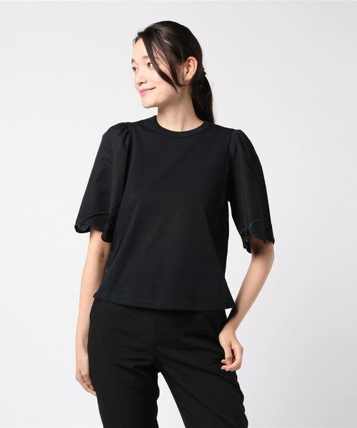 【人気沸騰】 JERSEY TOP(Tシャツ/カットソー) SEE BY BY SEE BY CHLOE(シーバイクロエ)のファッション通販, 田富町:1d46c6b6 --- wm2018-infos.de