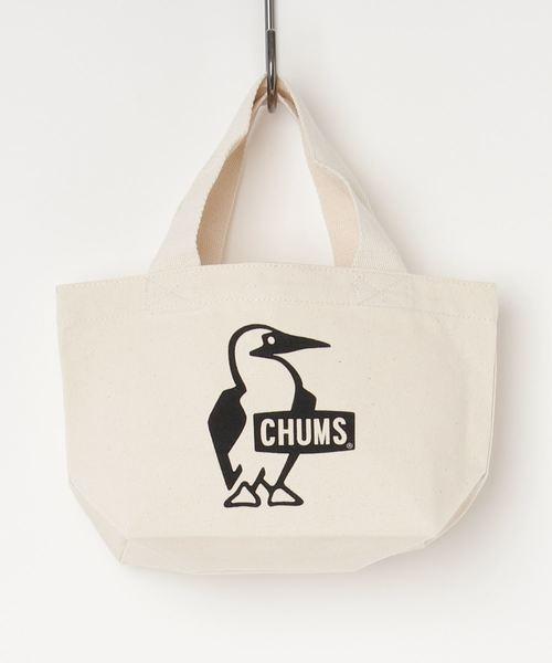 CHUMS(チャムス)の「Booby Mini Canvas Tote(トートバッグ)」|ブラック