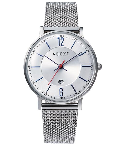 【ADEXE/アデクス】7series 三針・カレンダー 2043B BDP