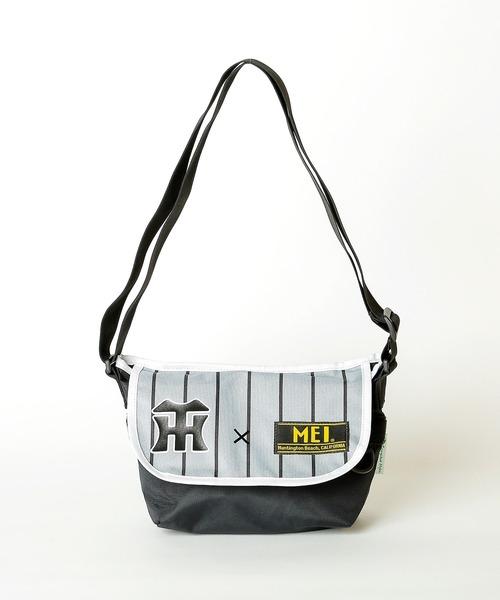 MEI/メイx阪神タイガース オフィシャルコラボレーション【MINI MESSENGER BAG/ミニメッセンジャーバッグ】