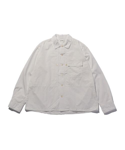 <H.UNIT> TRIPLE POCKET SHT/シャツ