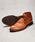 MR.OLIVE(ミスターオリーブ)の「【撥水レザー】ウォータープルーフ ウォッシャブル レザー /チャッカー ブーツ(ブーツ)」|ベージュ