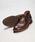 MR.OLIVE(ミスターオリーブ)の「【撥水レザー】ウォータープルーフ ウォッシャブル レザー /チャッカー ブーツ(ブーツ)」|ブラウン