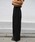 select MOCA(セレクトモカ)の「ツイルフロントタック美形シルエットワイドパンツ(パンツ)」|詳細画像