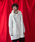 VIRGOwearworks(ヴァルゴウェアワークス)の「WATER REPELLENT MILITARY COAT(プリント無し)(ミリタリージャケット)」|ホワイト