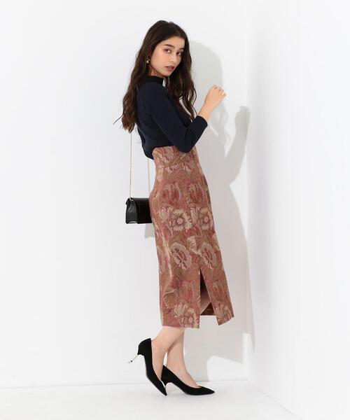 SMF ゴブランジャカードスカート