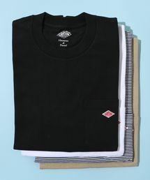 Danton(ダントン)のダントン DANTON / ポケットTシャツ Pocket T-shirt(Tシャツ/カットソー)