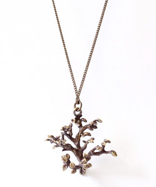 新作 TREE NECKLACE(ネックレス) TROVE(トローヴ)のファッション通販, 頴田町:013d01c4 --- fahrservice-fischer.de