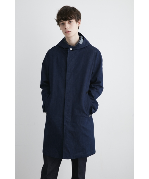 人気ブラドン 【セール】HOODED DENIM DENIM COAT(ステンカラーコート) Mackintosh(マッキントッシュ)のファッション通販, オオシママチ:a58d7bbb --- cartblinds.com