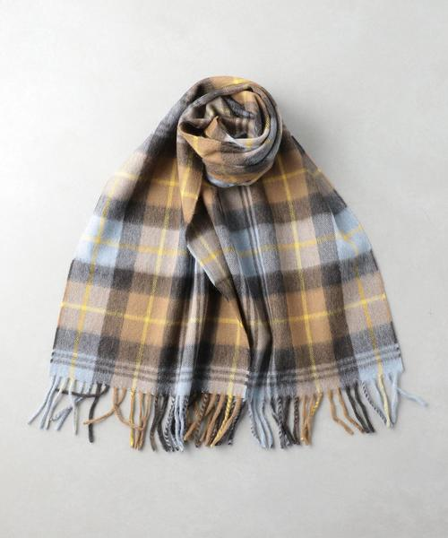 SCOTTISH TRADITION WOVEN SCARF