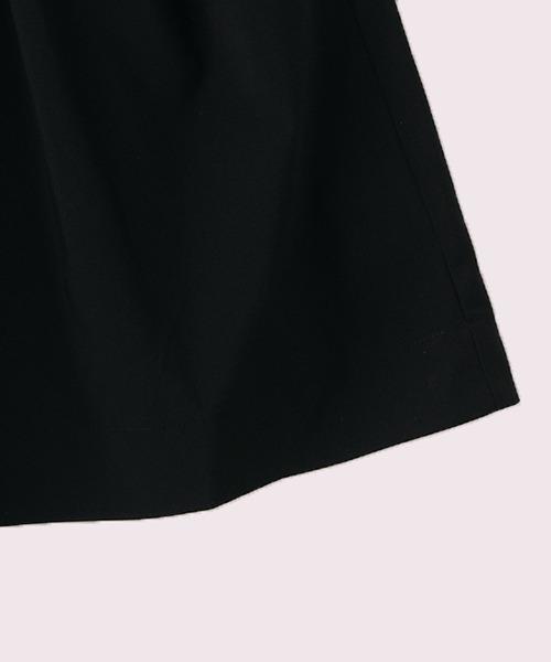kate spade new york childrenswear(ケイトスペードニューヨーク)の「ガールズ ミックスメディアドレス(ワンピース)」|詳細画像