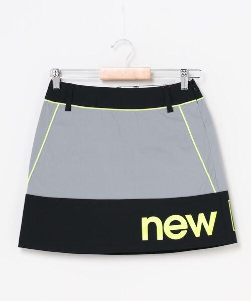 New Balance Golf(ニューバランスゴルフ)の「【new balance golf】スカート (WOMENS SPORT)(スカート)」|グレー系その他3