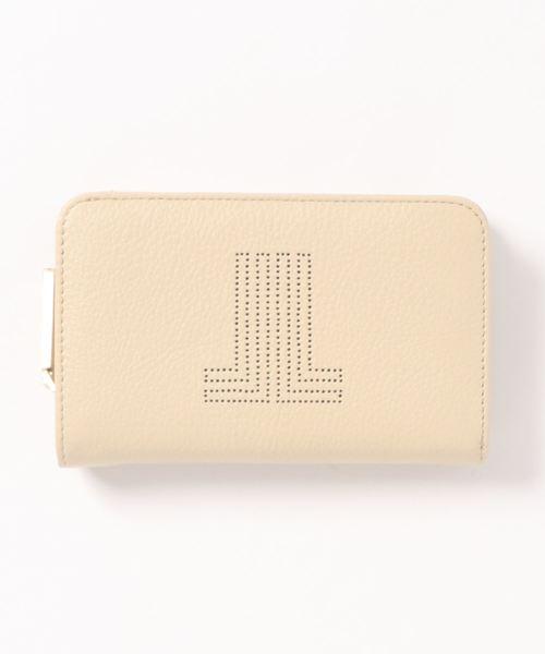 ベストセラー JLパンチング二つ折財布(財布)|LANVIN Bleu en en LANVIN Bleu(ランバンオンブルー)のファッション通販, ツシマチョウ:a7331b1e --- 5613dcaibao.eu.org