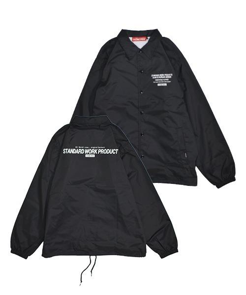 【限定価格セール!】 【セール】Standard Work Coache Jacket(ナイロンジャケット) Coache|DOUBLE Work STEAL(ダブルスティール)のファッション通販, 米粉の手焼きドーナツ いなほや:759510d4 --- pitomnik-zr.ru