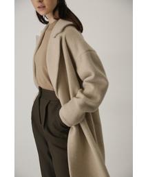 RIM.ARK(リムアーク)の19FW Relax loose gown coat(その他アウター)