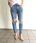 TODAYFUL | BOB's Denim(デニムパンツ)