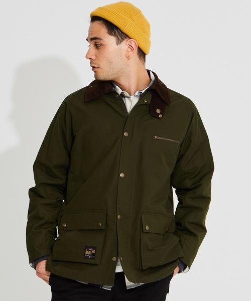 当季大流行 Nylon Groglan Hunting jacket jacket Hunting ハンティングジャケット(カバーオール) by|ROTAR(ローター)のファッション通販, 萬福商店:3c67b50c --- 888tattoo.eu.org
