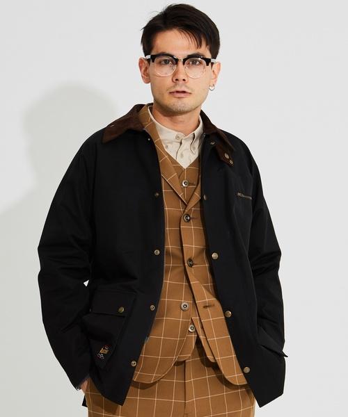 一番人気物 Nylon Groglan Hunting jacket jacket Groglan ハンティングジャケット(カバーオール) Hunting|ROTAR(ローター)のファッション通販, G-Select:91910e66 --- 888tattoo.eu.org
