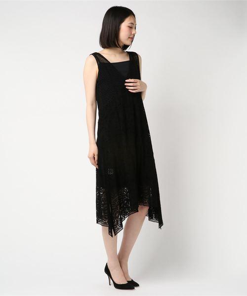 送料無料 【セール】ケミカルレース(ワンピース)|Ravissant Laviere(ラヴィソンラヴィエール)のファッション通販, 東京リビング:c05b7cf1 --- fahrservice-fischer.de