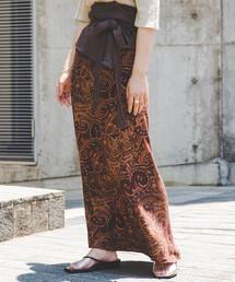 Kastane(カスタネ)のペイズリーIラインスカート(スカート)