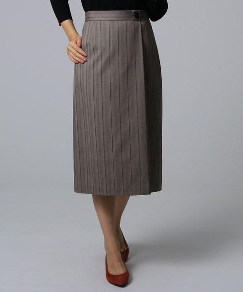 名作 [L]ワイドストライプ柄スカート(スカート)|UNTITLED(アンタイトル)のファッション通販, 激安家電販売 PCあきんど楽市店:f56aba0b --- pyme.pe