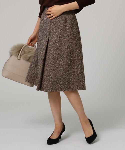 超話題新作 ウール混ヘリンボンスカート(スカート)|UNTITLED(アンタイトル)のファッション通販, グレートマリン:1508b5a9 --- 5613dcaibao.eu.org