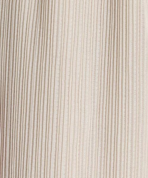 Jines(ジネス)の「カットプリーツイージーパンツ(ウォッシャブル:手洗い可)(その他パンツ)」 詳細画像