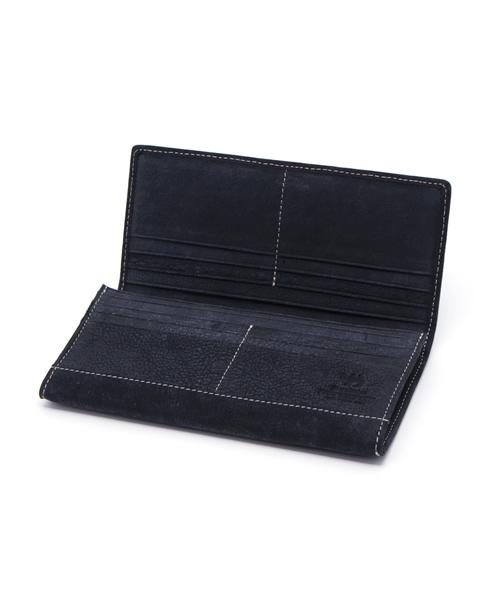 駱駝革長札財布