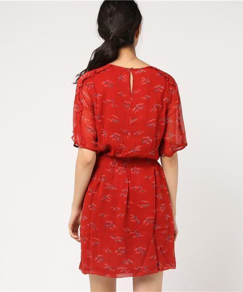 【SESSUN】KISAKI BELTED DRESS