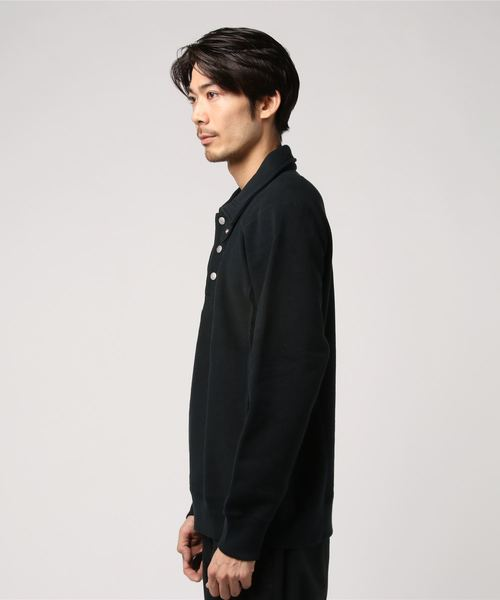 【OUTLET STORE PRICE】【Champion/チャンピオン】リバースウィーブ スナップスウェットシャツ