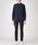 BLACK LABEL CRESTBRIDGE(ブラックレーベル・クレストブリッジ)の「シャドークレストブリッジチェック5ポケットパンツ(パンツ)」|ブラック