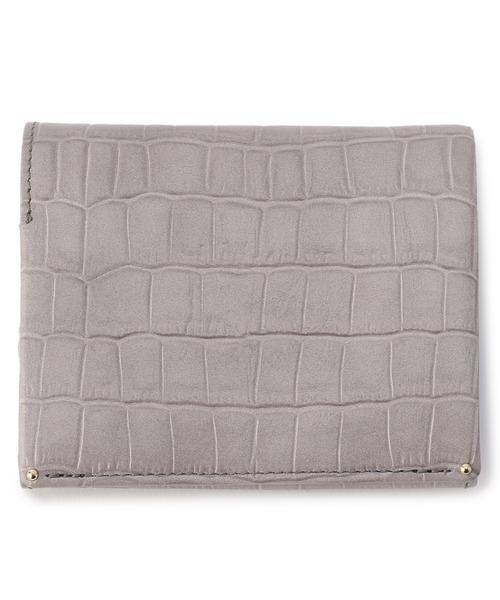 SAZABY(サザビー)の「HMW-04/財布(財布)」 ライトグレー