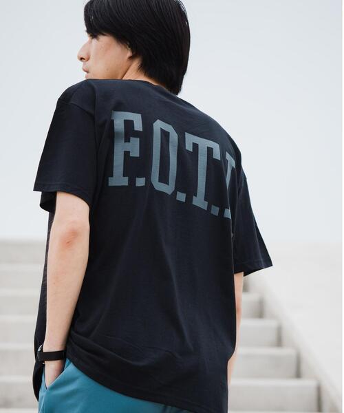 別注 [ フルーツオブザルーム ] FRUIT OF THE LOOM キャンパス ストア 半袖 Tシャツ