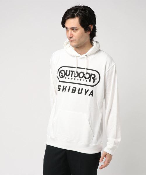限定SHIBUYAプルパーカー