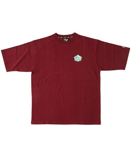 FAT(エフエイティー)の「BIGCHEESE(Tシャツ/カットソー)」|ワイン