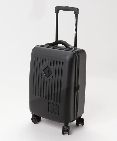 史上最も激安 Trade Carry-On Luggage Power Herschel Luggage Carry-On/ Black/Black(スーツケース/キャリーバッグ)|Herschel Supply(ハーシェルサプライ)のファッション通販, シッポウチョウ:ee15c447 --- heimat-trachtenbote.de