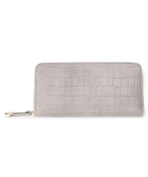 SAZABY(サザビー)の「HMW-05/財布(財布)」|ライトグレー