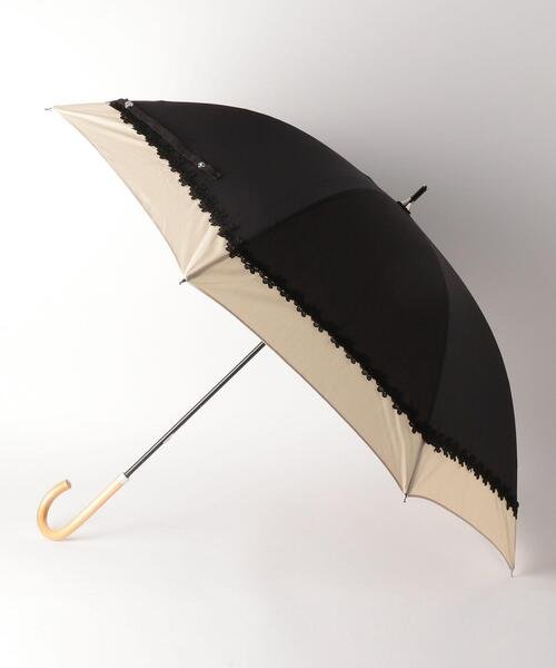 <because>フラワーレース 日傘