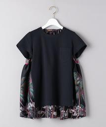 <sacai(サカイ)>SUNSURF バックフレア Tシャツ ■■■