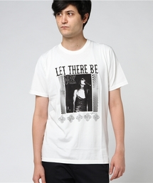 DESTROY ALL MONSTERS/LET THERE BE DARK プリント Tシャツ