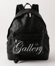 5525gallery×PORTER(5525ギャラリー×ポーター) NEW BACKPACK
