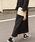 coca(コカ)の「サイドスリットポケット付きカットソーワンピース(ワンピース)」 詳細画像