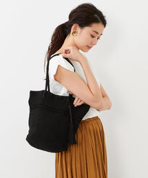 【予約】<closet story>コードアミ トートバッグ