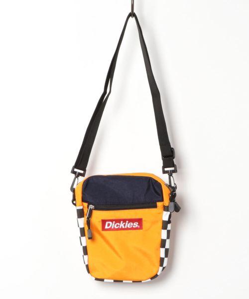 ディッキーズ Dickies / レトロチェッカークイックショルダー DK RETRO CHECKER QUICK SHOULDER
