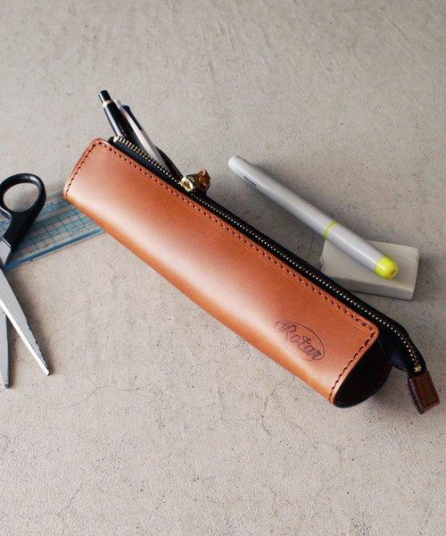 Rotar pencil case レザーペンケース