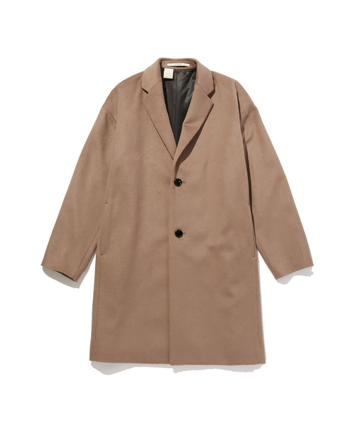 FALL2019 CHESTERFIELD COAT
