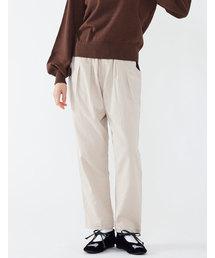 POU DOU DOU(プードゥドゥ)のnormes シャツコール鳥ポケットパンツ(パンツ)